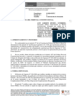 Contestación de demanda Exp. 008-2020 PI/TC