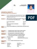 ZUHAIR CV (1)
