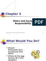 3- Ethics and Social Responsibility