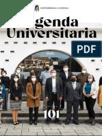 Agenda Universitaria - Mayo 2021