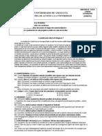 Frances 5 - Examen y criterios de correcci¢n