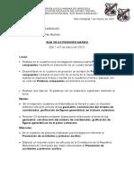GUIA DE ACTIVIDADES 5TO 1 de marzo de 2021