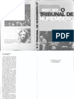 SMITH, Bradley F. O Tribunal de Nuremberg