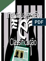 Aula 02 - Individualização e Classificação - slides