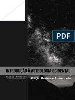 Introducao a Astrologia Ocidental by Marcos Monteiro