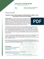 MCDPH Outdoor Guidance