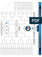 2011 March Madness bracket