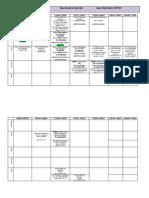Emploi du temps - S3 -M2 Matériaux 2020-2021