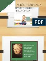 TEMA 2 FUNDAMENTOS ÉTICOS-FILOSOFICOS