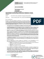 OFICIO CIRCULAR Nº 108-2021-DG-DIGEP-MINSA Internado 2021. Recordatorio actividad 8