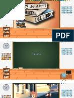 Día del libro 7° y 8°