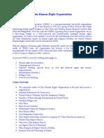 Chin Human Right Organization