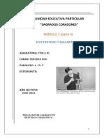 ELÉCTRICIDAD Y MAGNETISMO-MÓDULO PARTE 2