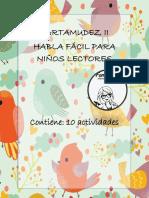 30. TARTAMUDEZ II HABLA FÁCIL