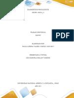 Estudio del caso de dina, cuadro comparativo