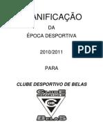 Planificação clube_equipa