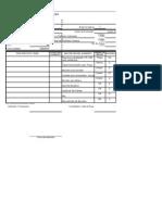 F13-9543-001 Listado Maestro de Materiales AGROINDUSTRIA LACTEOS
