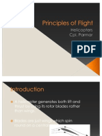 Principles of Flight 6 - Helicopters