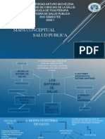 Salud Publica - Mapa Sistema Salud