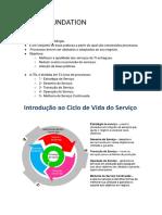 ITIL V3 Resumão