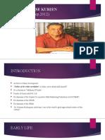 DR.Vergese Kurrein_ Soham Mahajan_MBAGEN050_WPC PPT