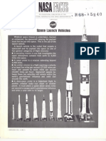 NASA Facts Space Launch Vehicles