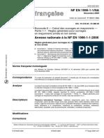 NF EN 1996-1-1 NA