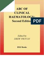ABC of Clinical Hematology