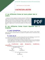 CHAP1 Pv Chap3 Nutrition Azotée