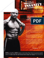 Insanity Guide Book