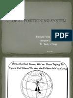 GPS PPT BY PANKAJ PALTA 11092013