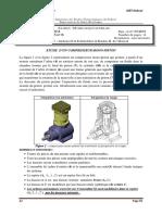 Examen Mcanique Gnrale 1GM Iset Nabeul Janvier 2012