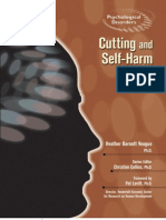 Cutting and Self Harm- Psychological Disorders