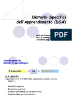 2.1 Disturbi specifici dell'apprendimento 1 parte