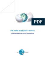 Six Sigma Questionnaire