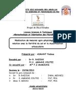 Realisation de mesures agro-ph - ADMANT Fedoua_2493