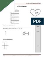 Evaluation les fonctions logiques de base 2