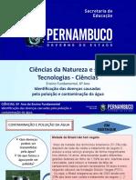 Identificação das doenças causadas pela poluição e contaminação da água (1)
