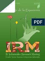Catalogo Proyectos  IRM21