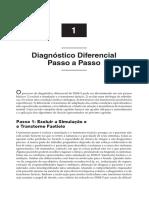 Diagnóstico diferencial DSM_IV