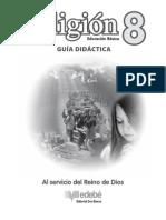 8 Guia Didactica Al Servicio Del Reino de Dios