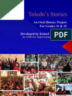 Toledo Stories
