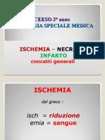 Ischemia - Infarto  GENERALITA'