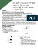 VibrationControlRestraints