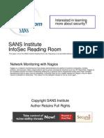 SANS Institute - nagios
