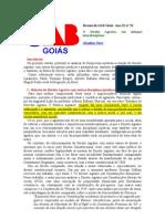 Direito Agrário - Revista da OAB Goiás