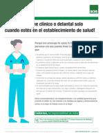 Achs Profesional de La Salud Uniforme