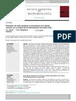 REVISTA DE MICROBIOLOGIA