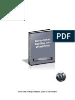 Como Crear Mi Blog Gratis Con Word Press