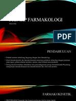 PRINSIP FARMAKOLOGI presentasi show